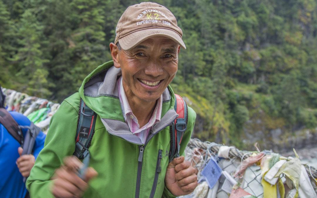 Ang Mingma Sherpa