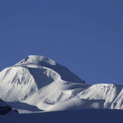 Mount Ramdung Hösten 2022