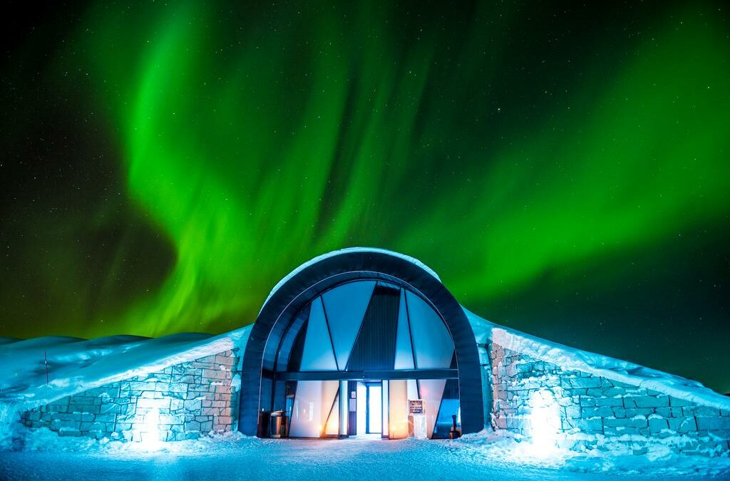 Icehotel – En värld av is