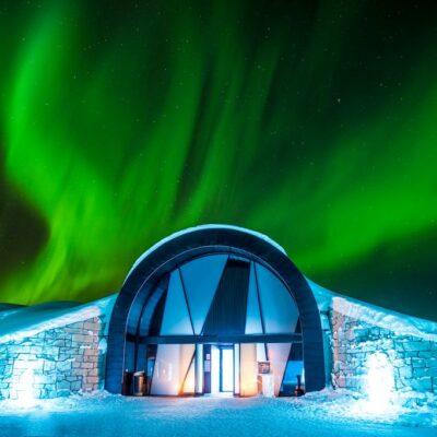 Icehotel – En värld av is